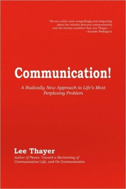 Communication!