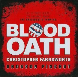 Blood Oath (Nathaniel Cade Series #1)
