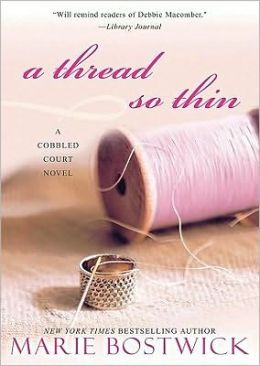 A Thread So Thin (Cobbled Quilt Series #3)