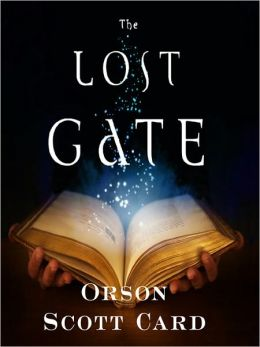 The Lost Gate: Mither Mages Series, Book 1