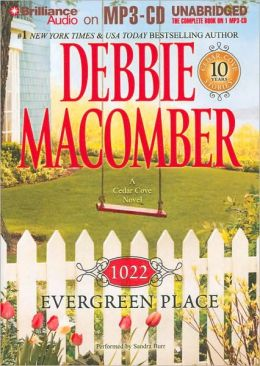 1022 Evergreen Place (Cedar Cove Series #10)