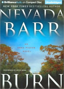 Burn (Anna Pigeon Series #16)