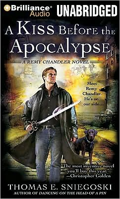 A Kiss Before the Apocalypse (Remy Chandler Series #1)