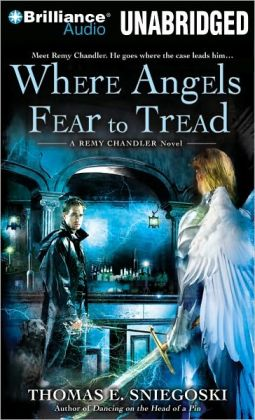 Where Angels Fear to Tread (Remy Chandler Series #3)