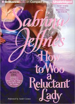 How to Woo a Reluctant Lady (Hellions of Halstead Hall Series #3)