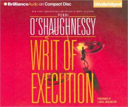 Writ of Execution (Nina Reilly Series #7)