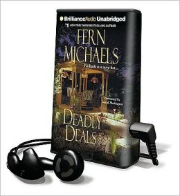 Deadly Deals (Sisterhood Series #16) [With Earbuds]