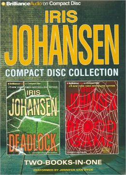 Iris Johansen CD Collection 2: Deadlock and Blood Game