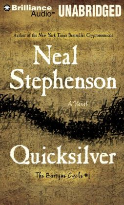 Quicksilver (Baroque Cycle Series #1)