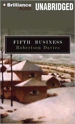 Fifth Business (Deptford Trilogy #1)