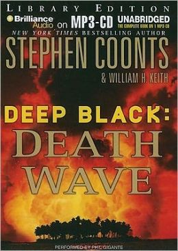 Death Wave (Deep Black Series #9)