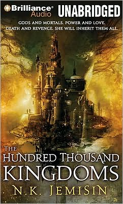 The Hundred Thousand Kingdoms (Inheritance Series #1)