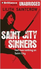 Saint City Sinners (Dante Valentine Series #4)