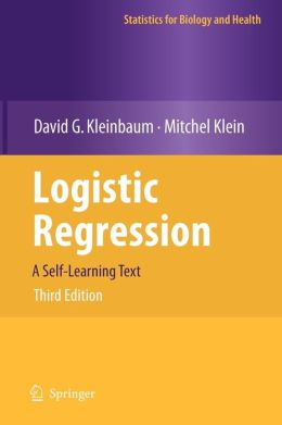Logistic Regression: A Self-Learning Text
