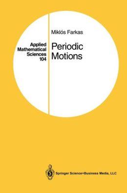 Periodic Motions