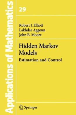 Hidden Markov Models: Estimation and Control
