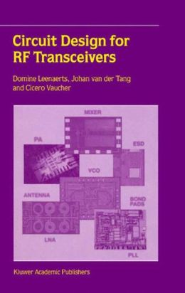Circuit Design for RF Transceivers