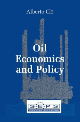 Oil Economics and Policy