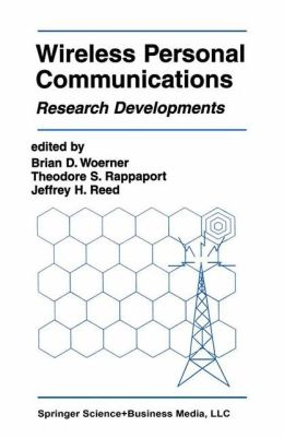 Wireless Personal Communications: Research Developments