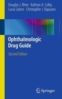 Ophthalmologic Drug Guide