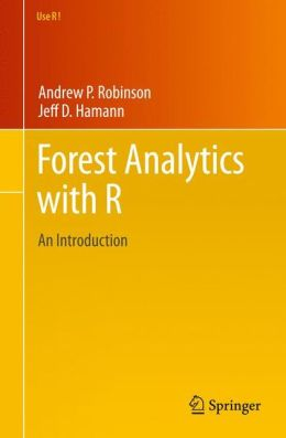 Forest Analytics with R: An Introduction
