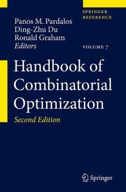 Handbook of Combinatorial Optimization