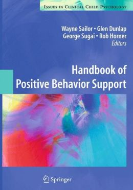 Handbook of Positive Behavior Support