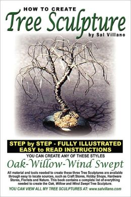 How To Create Tree Sculpture