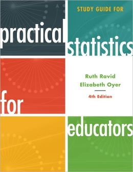 Study Guide for Practical Statistics for Educators