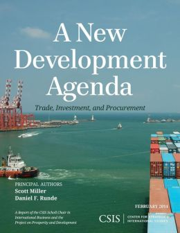 A New Development Agenda: Trade, Development, and Procurement
