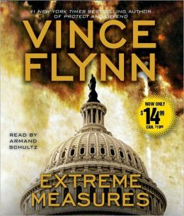 Extreme Measures (Mitch Rapp Series #9)