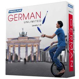 Pimsleur German Unlimited 1-3