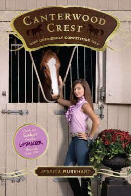 Unfriendly Competition (Canterwood Crest Series #12)