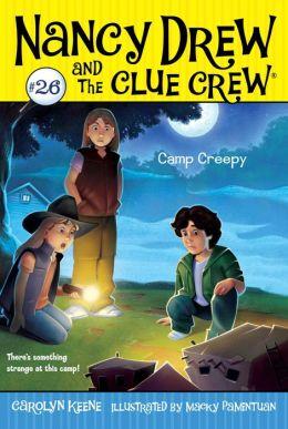 Camp Creepy (Nancy Drew and the Clue Crew Series #26)