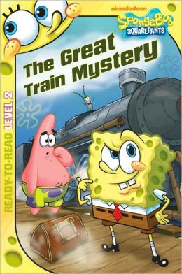 The Great Train Mystery (SpongeBob SquarePants)