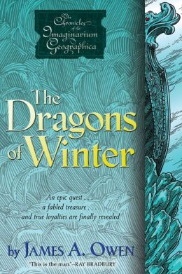 The Dragons of Winter (Chronicles of the Imaginarium Geographica Series #6)