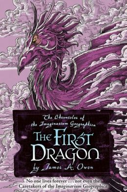 The First Dragon (Chronicles of the Imaginarium Geographica Series #7)