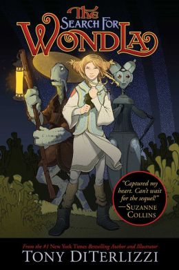 The Search for WondLa (Search for WondLa Series #1)
