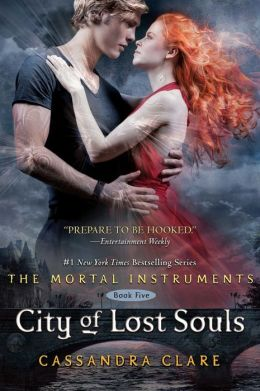 City of Lost Souls (The Mortal Instruments Series #5)