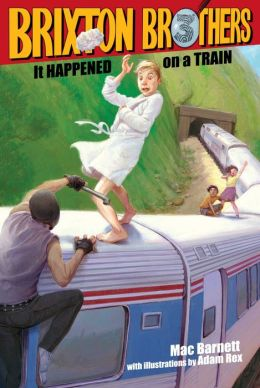 It Happened on a Train (Brixton Brothers Series #3)