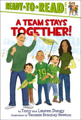 A Team Stays Together!: with audio recording