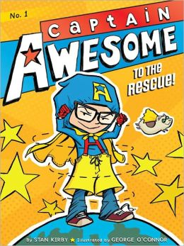 Captain Awesome to the Rescue! (Captain Awesome Series #1)
