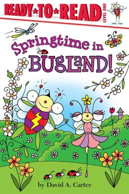 Springtime in Bugland!: with audio recording