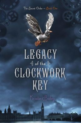 Legacy of the Clockwork Key