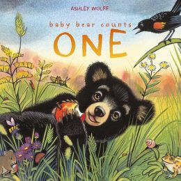 Baby Bear Counts One: with audio recording