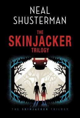 Neal Shusterman's Skinjacker Trilogy: Everlost; Everwild; Everfound