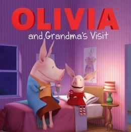 OLIVIA and Grandma's Visit