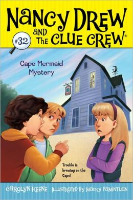 Cape Mermaid Mystery (Nancy Drew and the Clue Crew Series #32)