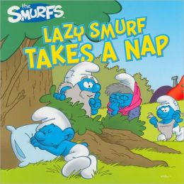 Lazy Smurf Takes a Nap