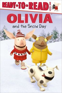 OLIVIA and the Snow Day: with audio recording